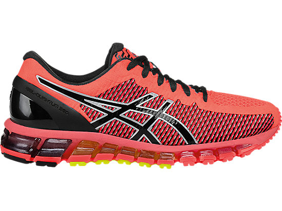 quality design eb988 2d3ba Asics Gel Quantum 360 : Buy Discount Shoes from Asics and ...