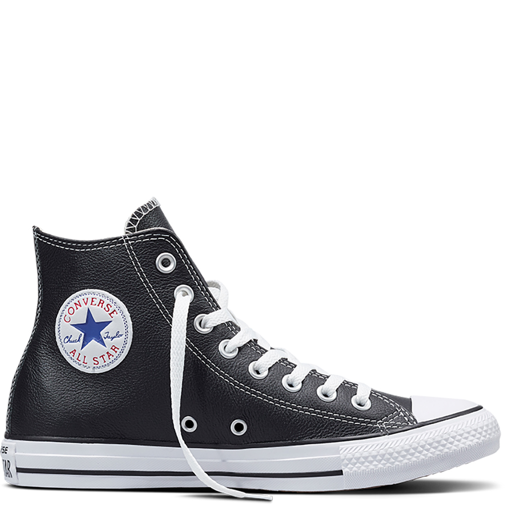 converse leather