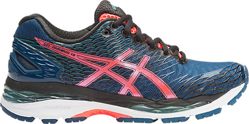 Asics Nimbus 18 Womens   Buy Discount Shoes from Asics and Converse ... 4937d93fe